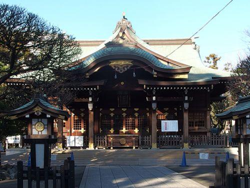 六郷神社 - 創建から約1000年の源氏ゆかりの八幡さま・でも御祭神は一柱のみ?