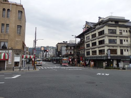 【京都の桜】祇園白川から平安神宮へ
