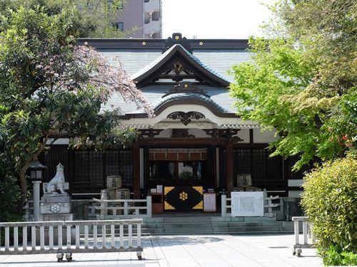 鳥越神社 - 七世紀創建・「鳥越大明神」として慕われた古社