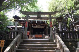 諏訪神社〜夕やけだんだん