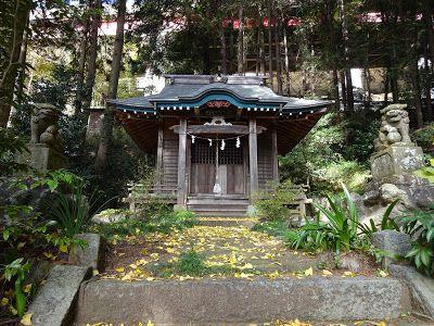 「八幡神社」(相模原市緑区小原)