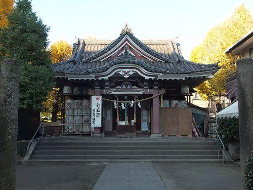 若宮八幡宮(川崎市) - 近年は境内末社の「かなまら祭」で世界的に有名になった、川崎・大師河原の総鎮守