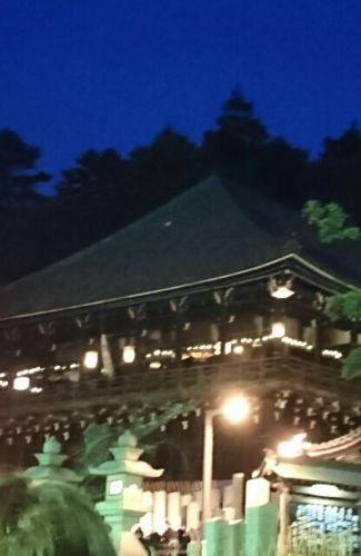 東大寺二月堂参拝
