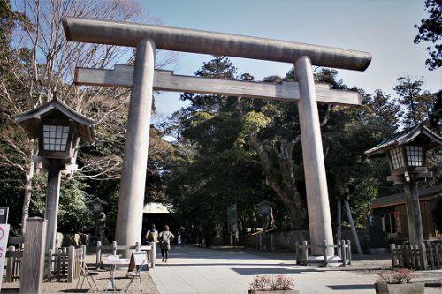 圏央道で鹿島神宮へ行こう:その6