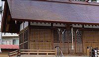 神明神社 神奈川県川崎市高津区下作延