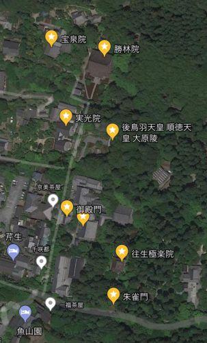 魚山大原寺 勝林院(ぎょざんだいげんじしょうりんいん)