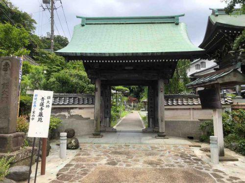 相模国大師二十一ヶ所第19番札所  青蓮寺に行ってみた♪