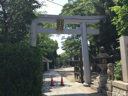 【大江神社】(おおえじんじゃ)大阪市天王寺区