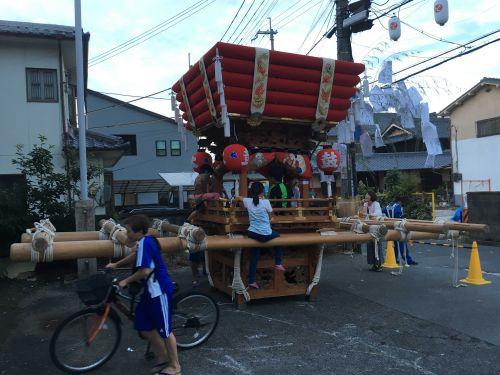教興寺夏祭り(岩戸神社)大阪府八尾市 / 平成30年7月8日 Kyokoji Summer Festival in Yao city (8/7/2018)