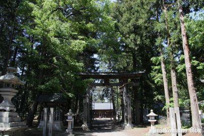 諏訪神社(安曇野市三郷温2048)