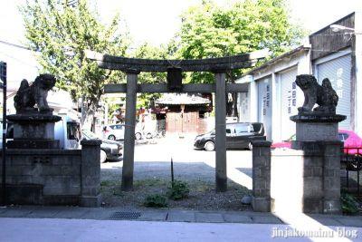 富士浅間神社・金刀比羅宮(松本市深志3-7-43)