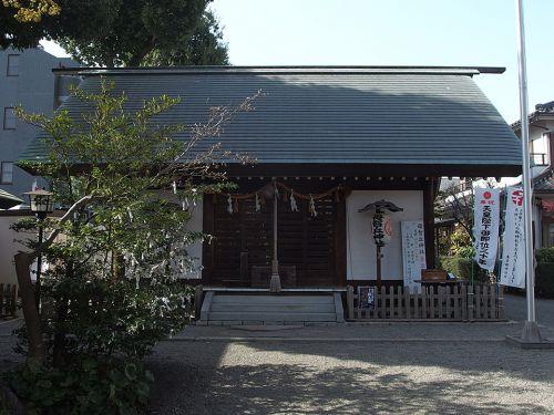 母智丘神社(町田市) - 大正時代に、宮崎県の母智丘神社の御分霊を勧請し創建された神社