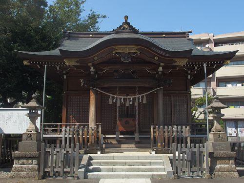 北見方白髭神社 - 江戸時代創建・伊勢の猿田彦神社より御分霊を勧請し創建された神社