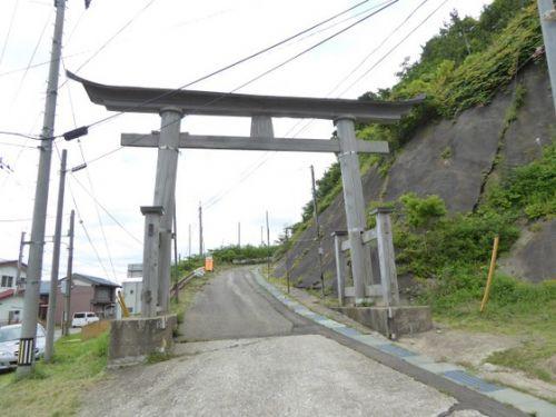 大石神社 (風間浦村)