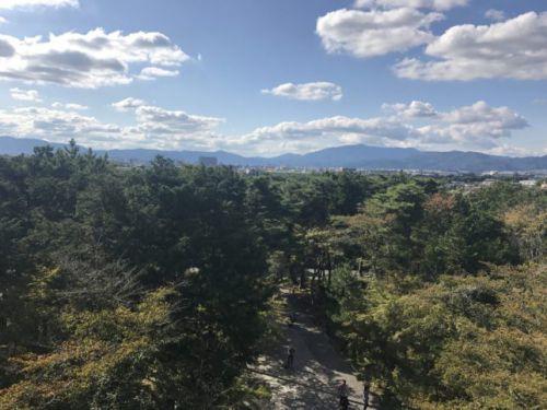 レトロな水路閣と秋の湯豆腐 南禅寺