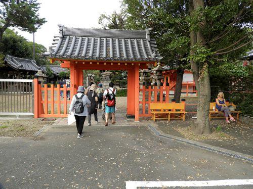 住吉大社の紹介5 大海神社