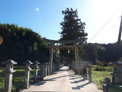 10月20日高水神社