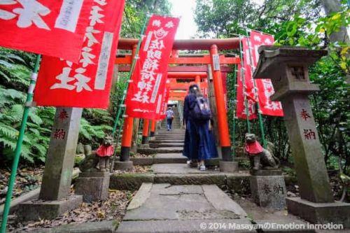 佐助稲荷神社は源頼朝を出世させた鎌倉屈指のパワースポット