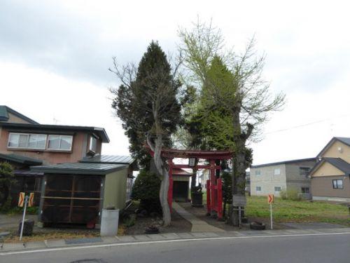和泉稲荷神社 (田舎館村)