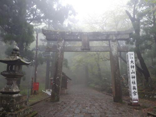 4月25日大神山神社