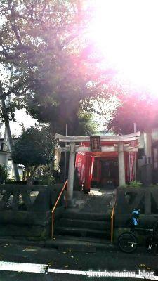 小池稲荷神社(大田区上池台)