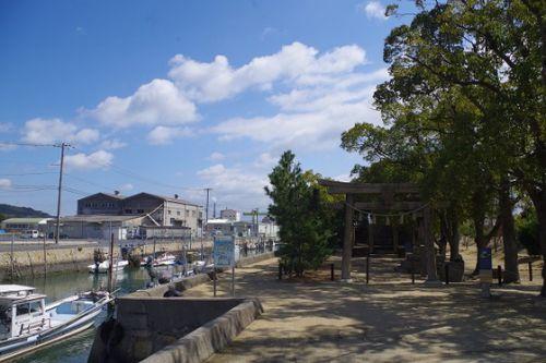 塩竃神社 岡山県玉野市