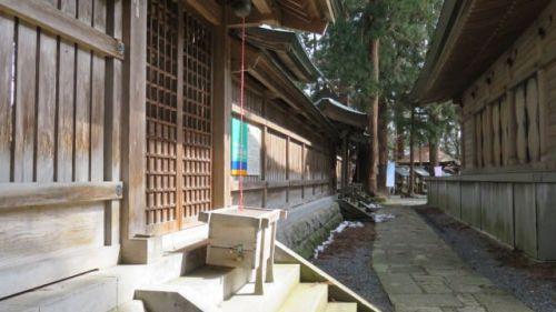 熊野神社で御朱印