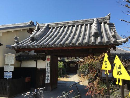 愛知・海上寺(乳花薬師)