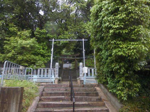 八幡神社(上ヶ原八幡神社) -西宮市上ケ原山田町-