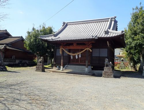 狛犬その483【金武神社・伊万里市】