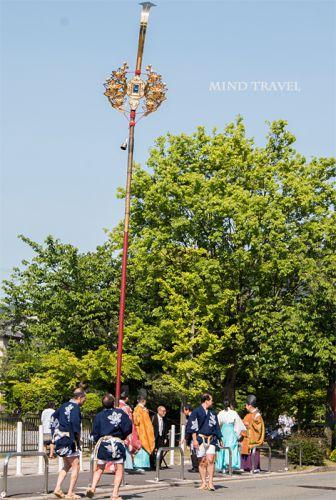 須賀神社 角豆祭(ささげまつり)② 『鉾は男で鈴は女?』
