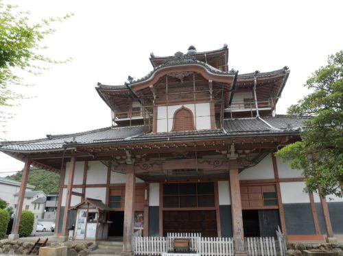 岐阜大仏と伊奈波神社