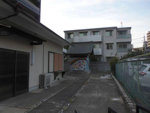 道祖神社 -高槻市上田辺町-