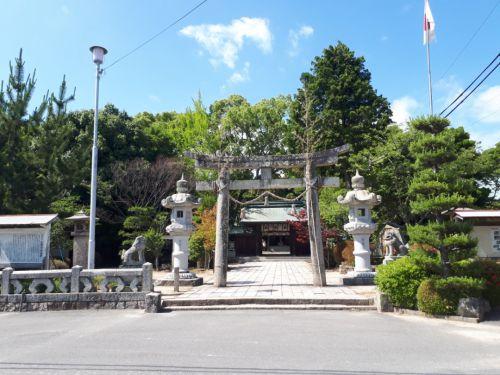 6月12日玉祖神社