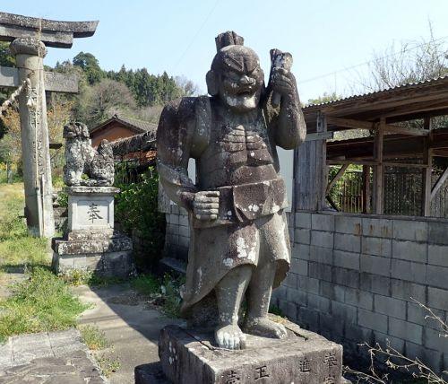 狛犬その486【都甲八幡神社・豊後高田市】