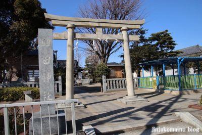 細田稲荷神社(葛飾区細田)
