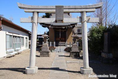 鎌倉稲荷神社(三郷市鷹野)