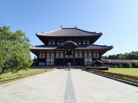 東大寺 興福寺 世界遺産 奈良県 一人旅