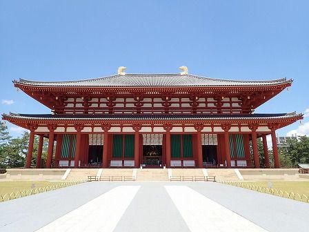 興福寺 国宝館、東金堂、中金堂、五重塔など 世界遺産