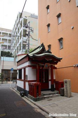 一八稲荷神社(千代田区神田多町)