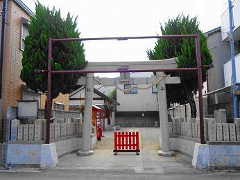 成小路(なるしょうじ)神社