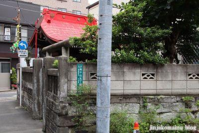豊川稲荷社(荒川区南千住)