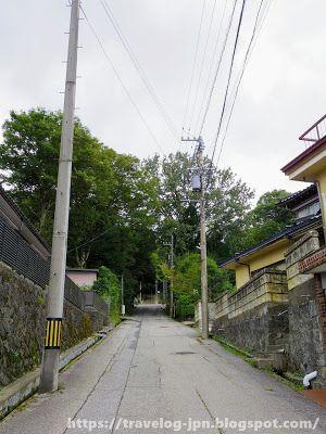 越中国一ノ宮 気多神社 と 越中国分寺