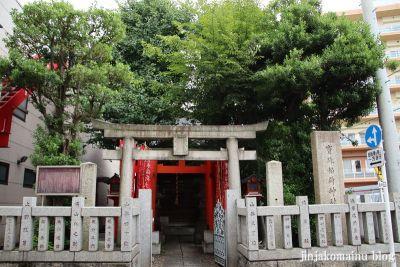 宝珠稲荷神社(台東区清川)