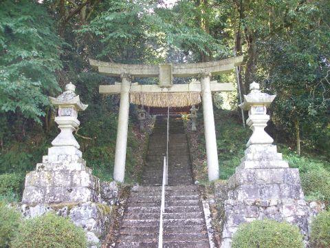 【篠山】輪行ポタ<87>追参拝編:八幡神社(野々垣)