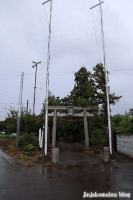 香取神社 (猿島郡五霞町元栗橋)
