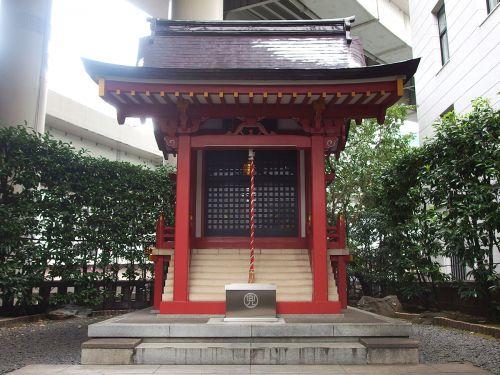 兜神社 - 東京証券取引所の鎮守神