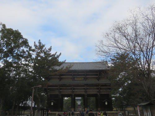 東大寺(2020年1月4日参拝)