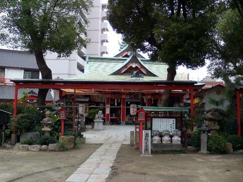 【立寄徘徊/51】お参りパラダイス・尼崎えびす神社