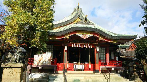 【摂津国】大阪市阿倍野区・阿部王子神社【熊野神】